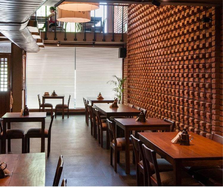 yeti the himalayan kitchen - gk ii, new delhi