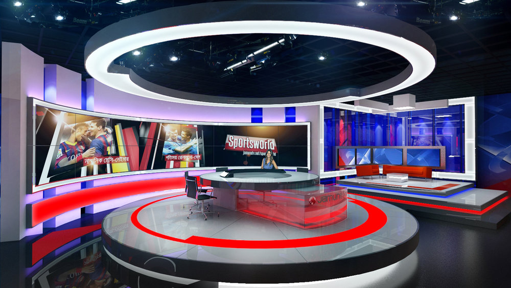 Jamuna Television Studio - dhaka