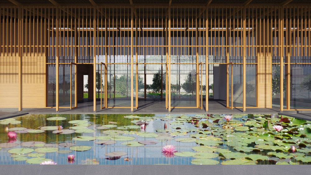 Transcending the boundaries between architecture and interior design