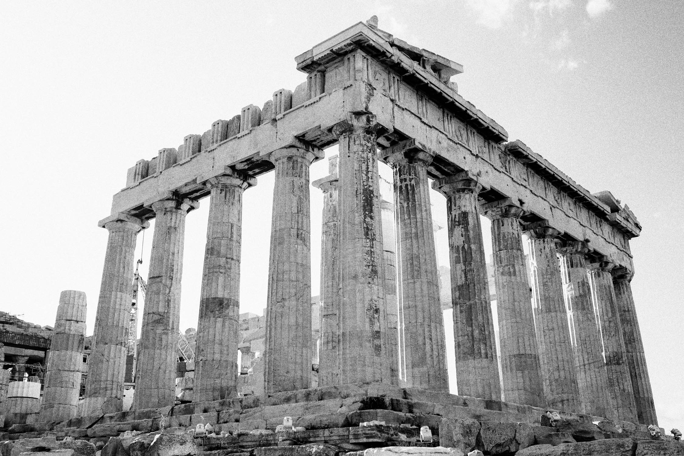 Travel: The Acropolis Of Athens