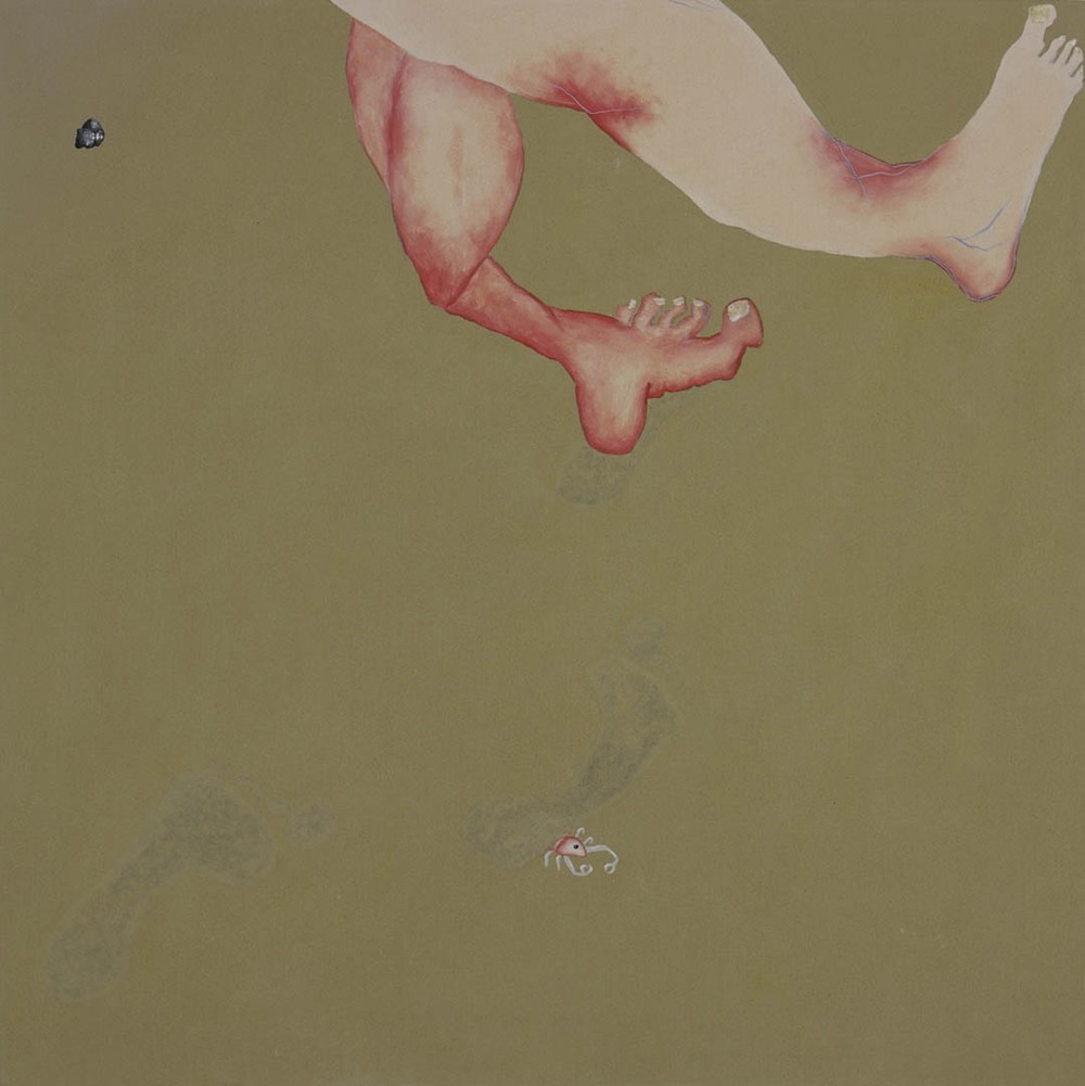 腳與足印 Feet and Footsteps(2012)