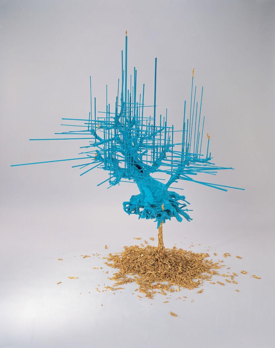 藍架構Blue Infrastructure (2013)