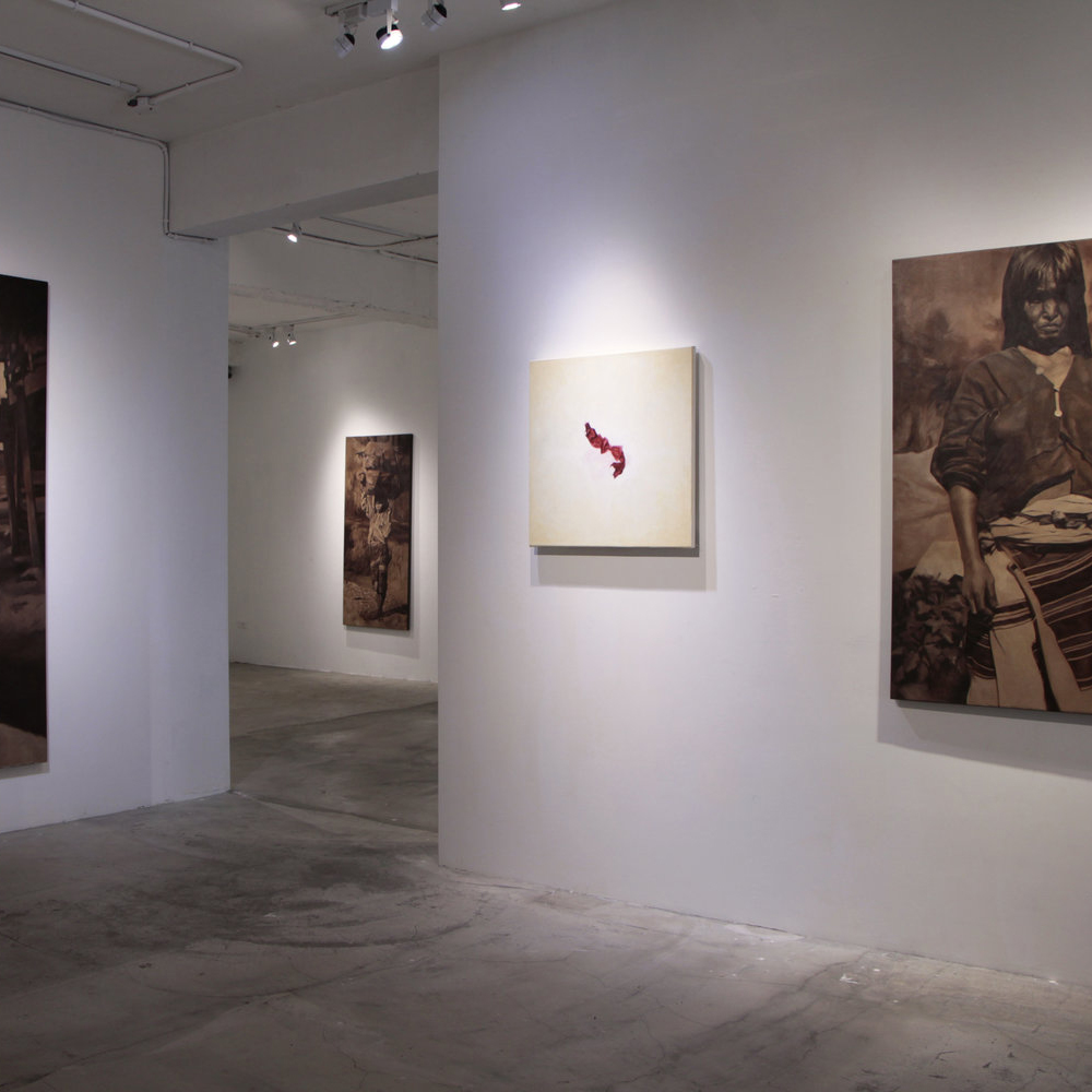 凱博・賽達:OOTD 每日穿搭  OOTD: Keb Cerda Solo Exhibition    2016.07.02—07.22
