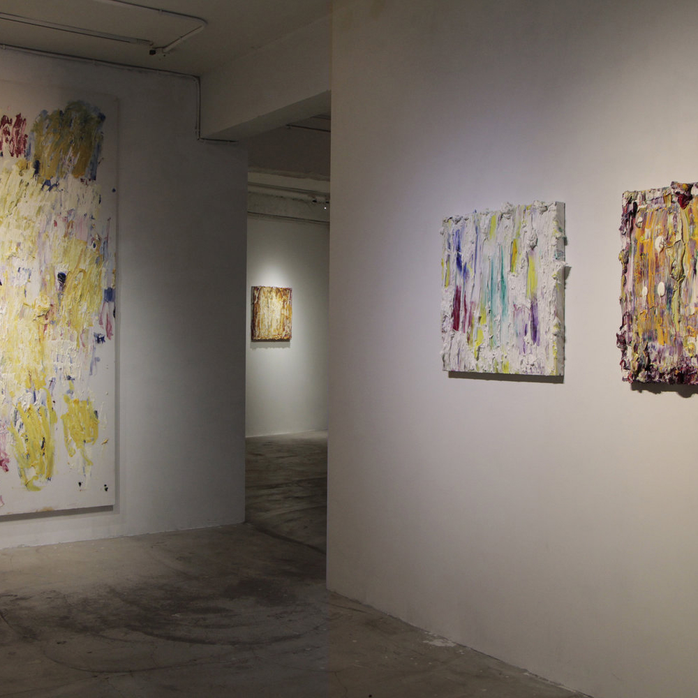 羅迪尼・狄克森:給茱麗葉的畫 Rodney Dickson: Paintings for Juliet  2017.05.27—07.09