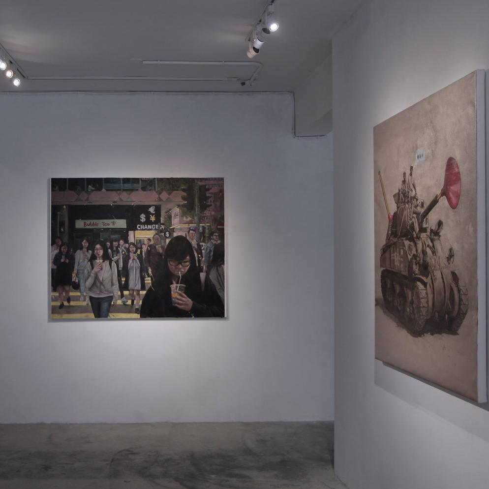 #未完成#馬尼拉:菲律賓新銳藝術家  #WIP #Manila: Filipino Emerging Artists    2017.07.14—08.05