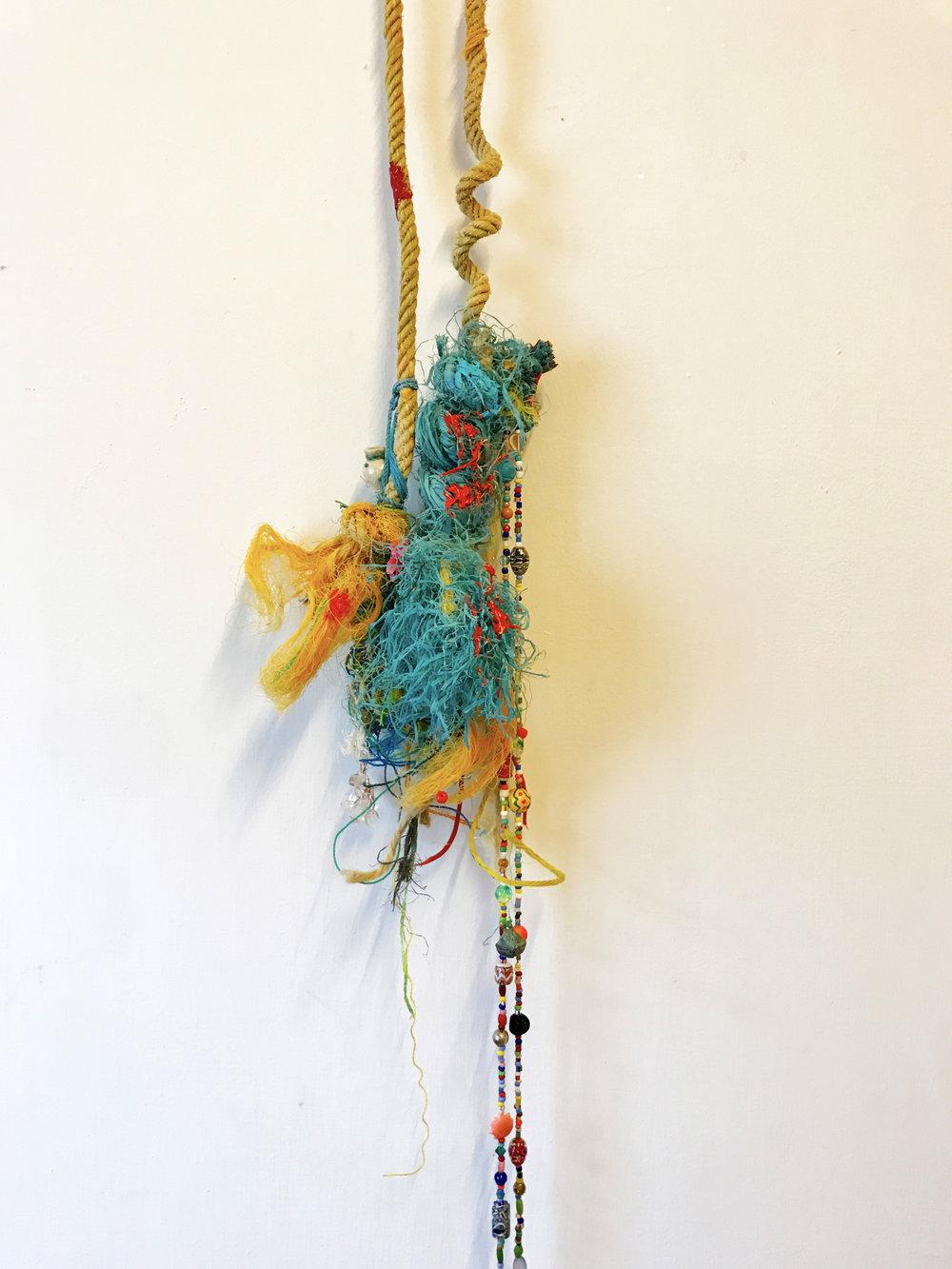 〈祈禱之珠 #2|Prayer Beads #2〉,2018