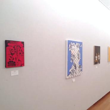 日本京都市美術館繪畫聯展 羅迪尼 ‧ 狄克森丶布萊德 ‧ 達西展出  Rodney Dickson and Brad Darcy in Kyoto Municipal Museum of Art