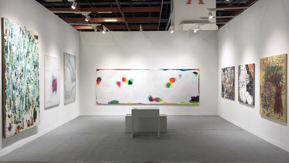 Art Taipei 2018 2018.10.26-29   Artists|Peter Zimmermann, Rodney Dickson, Iabadiou Piko, Kaspar Bonnén, Maya Hewitt, Petah Coyne, Brad Darcy