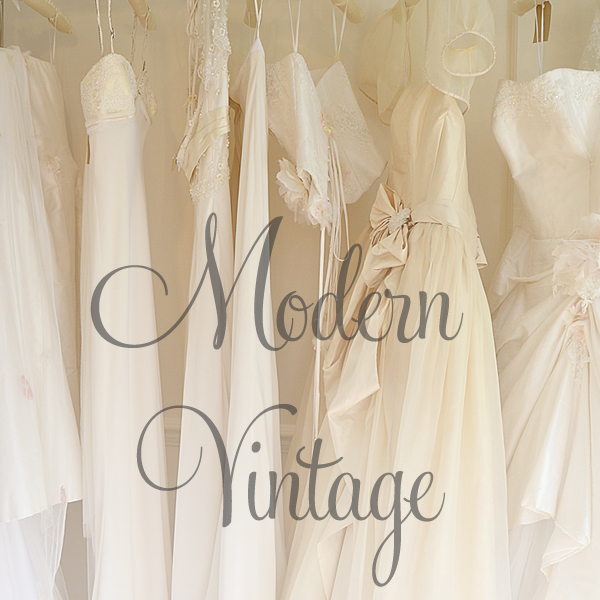 Sarah Willard Modern Vintage Wedding Dress Collection