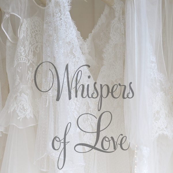 Sarah Willard Whispers of Love Wedding Dress Collection