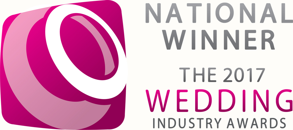 National Winner The Wedding Industry Awards