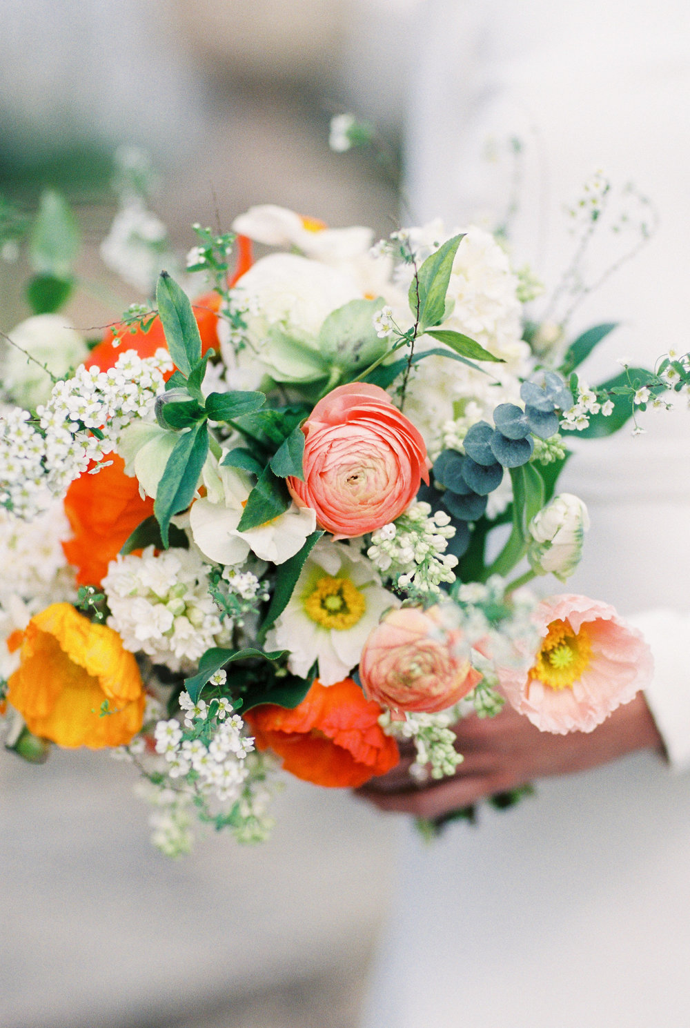 Flowers by Bramble and Wild | Bowtie and Belle Photography | Styled by Kate Cullen for the Fine Art Wedding Boutique