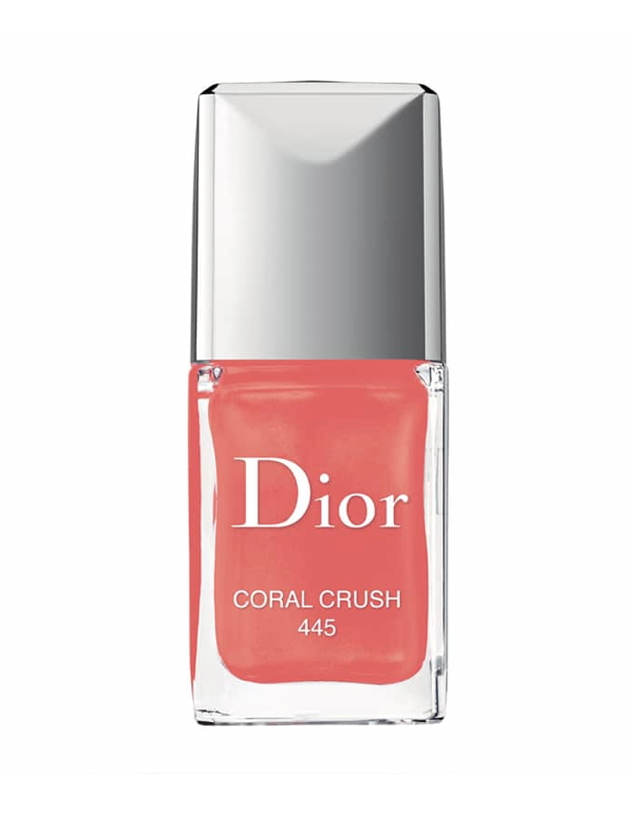 Rouge Dior Vernis in Coral Crush |  Feelunique