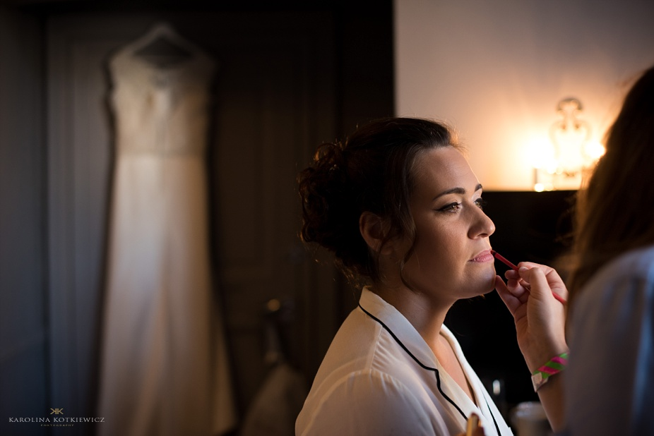 Bridal Make up scotland