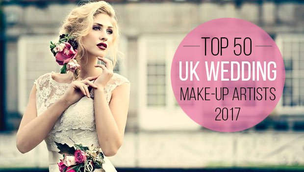 top 50 UK Wedding Make Up Artist