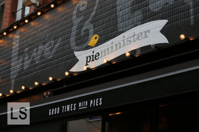 Pieminister restaurants