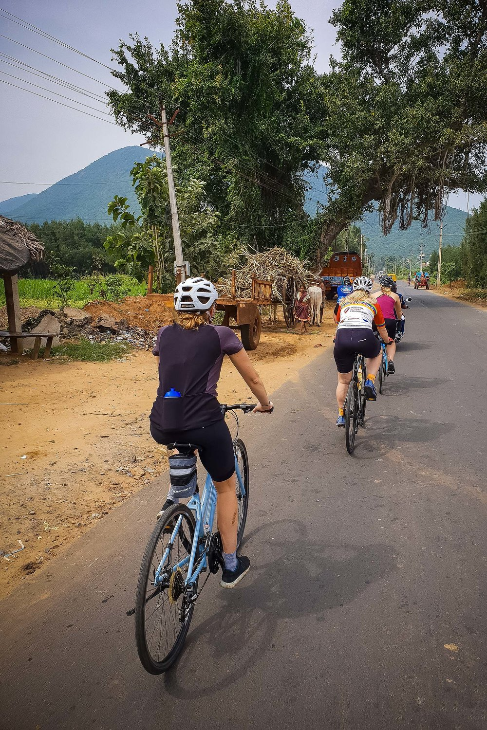 Cycle for Safe Water with FRANK Water