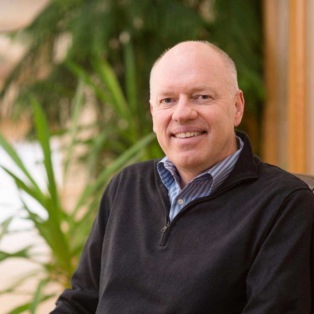 David Knibbe, President & CEO
