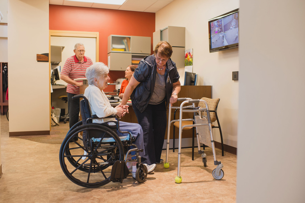 evergreen adult day care