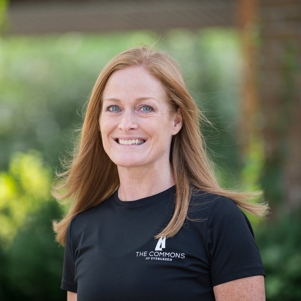 Amy VanDePoel, Sports & Fitness Director   Education: B.S. Kinesiology, Hope College  Primary Certifications: AFAA Group Fitness Instructor, AFAA Personal Trainer, AEA Instructor, NPI Posture Specialist  Interests: Coaching, playing, and watching soccer, reading historical fiction books, Sudoku puzzles, and trying new workouts.