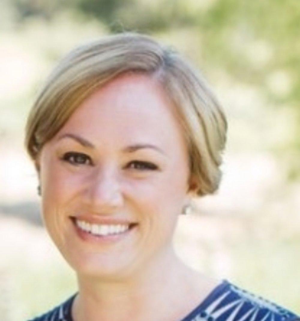 Melissa Wesolek, Director of Development