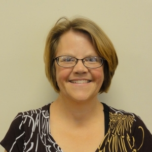 Amy Martinie, Volunteer Coordinator
