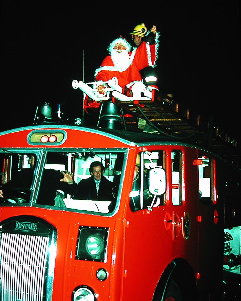 Father Christmas c1980