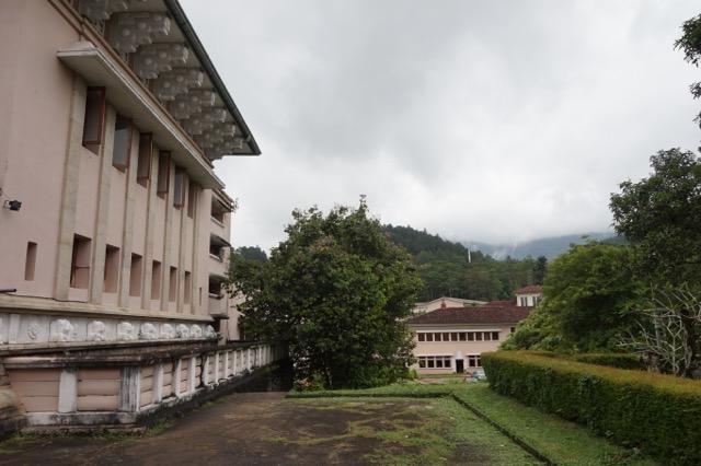 The University of Peradeniya.