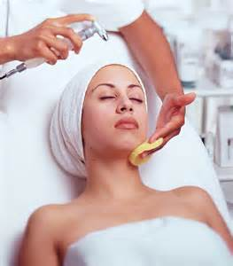 Microdermabrasion:   A great way to reduce fine lines, wrinkles and pigmentation concerns for a firmer, more clear appearance, includes a massage of decollete, shoulders and neck. For optimum results I strongly suggest a series of 5 or 6 treatments.  Add the O2 Oxygen Mask or Chemical Peel to Microdermabrasion to make a   Micropee  l   $20.  One Treatment: $98..  Five treatments: $465. and Save $25.