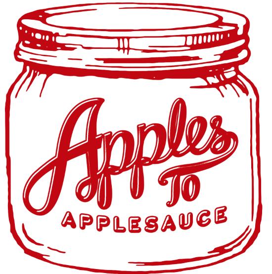 apples to applesauce rh applestoapplesauce org Apple Butter Clip Art Apple Pie Clip Art