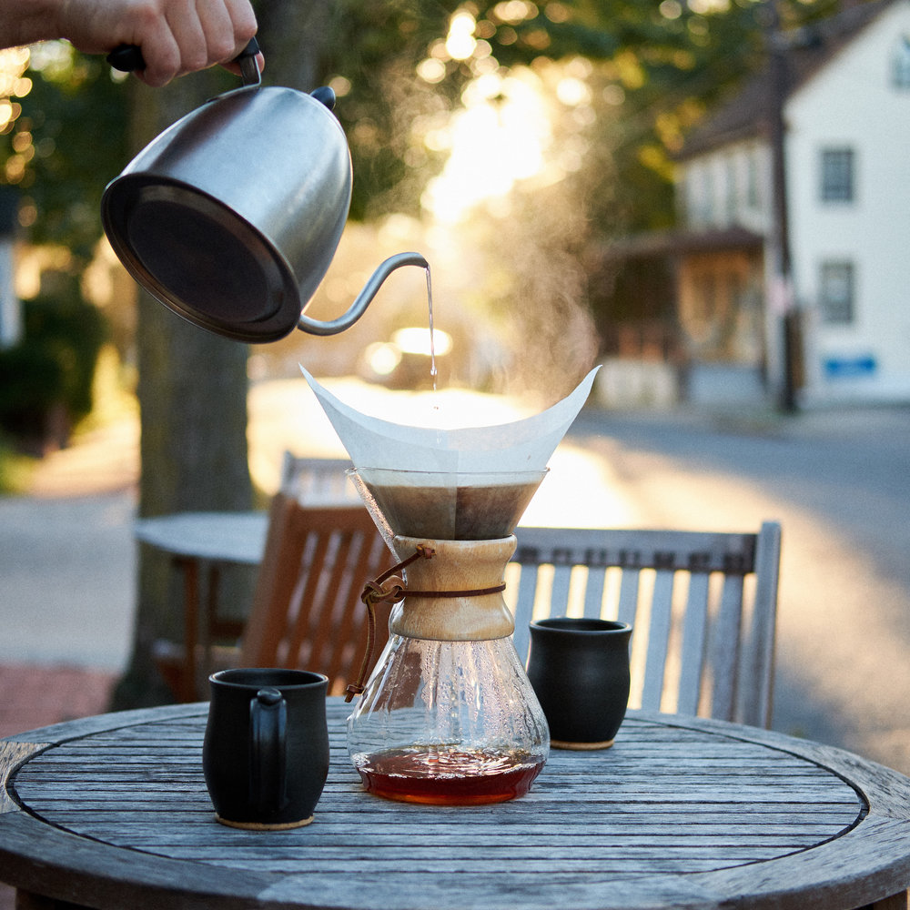 chemex harvest coffee brew guide