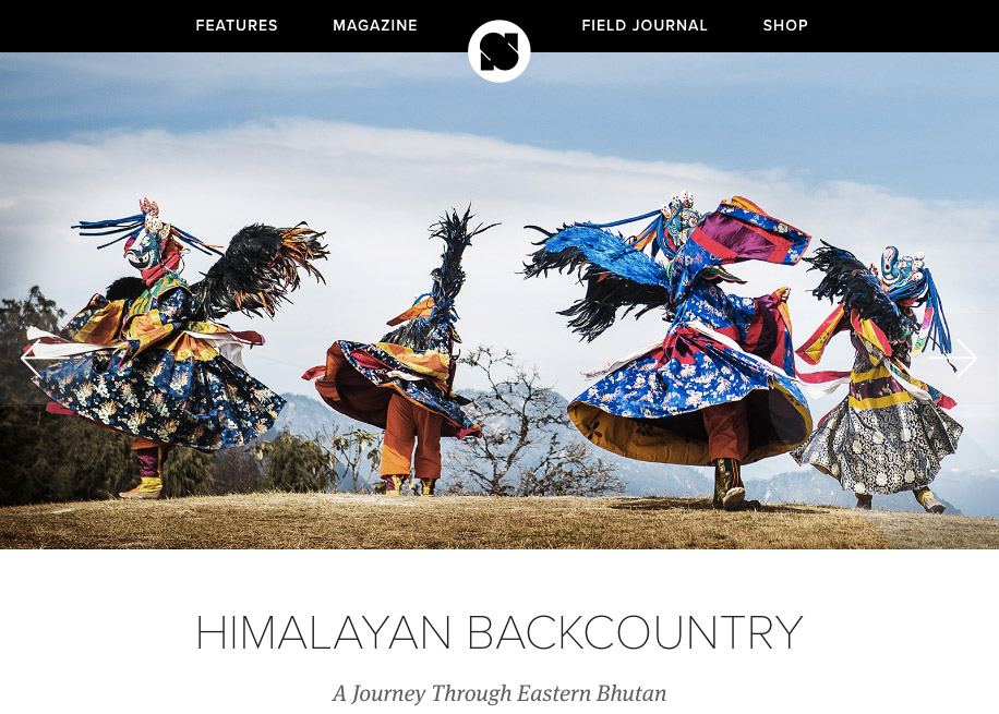 Himalayan Backcountry - Sidetracked Magazine