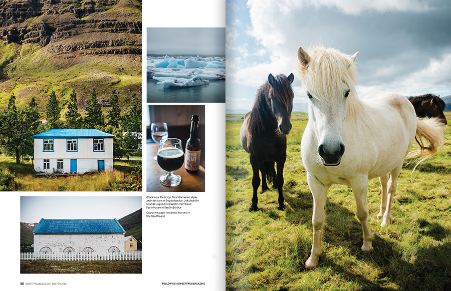 Road trip under the midnight Sun: An Icelandic Voyage - Sweet Paul Magazine