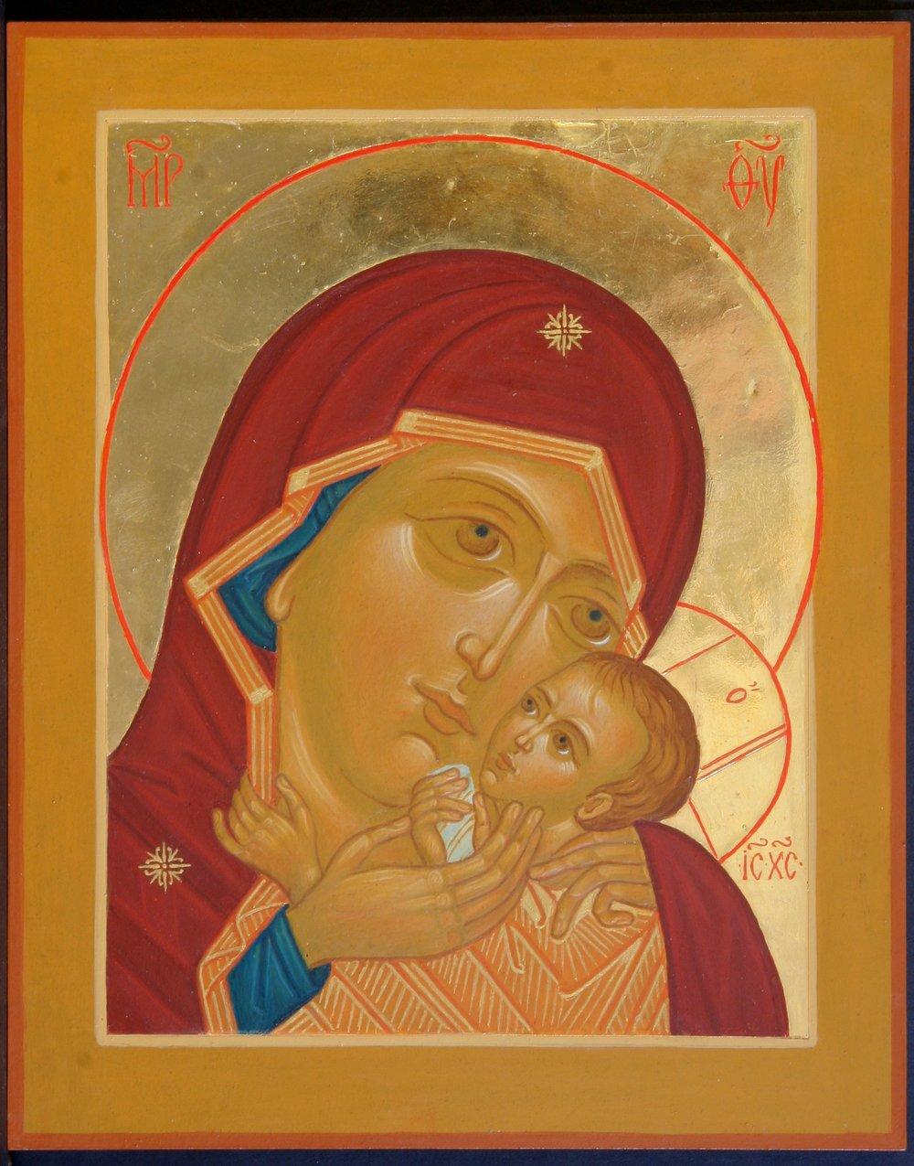 Theotokos of Tenderness