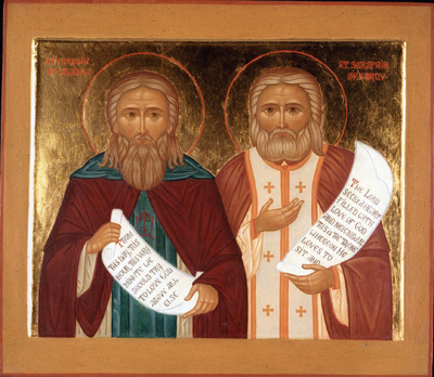 SS. Herman and Serafim