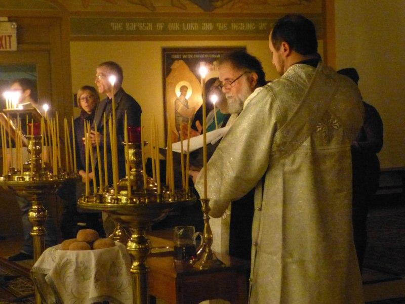 Vigil of Theophany