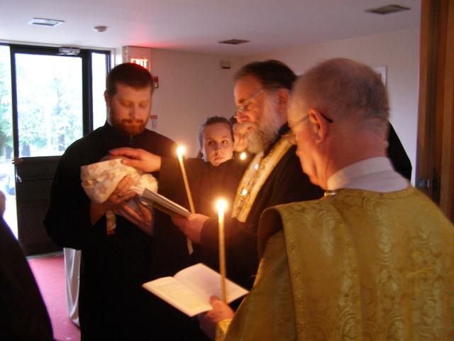 Baptism of Seraphima 2008