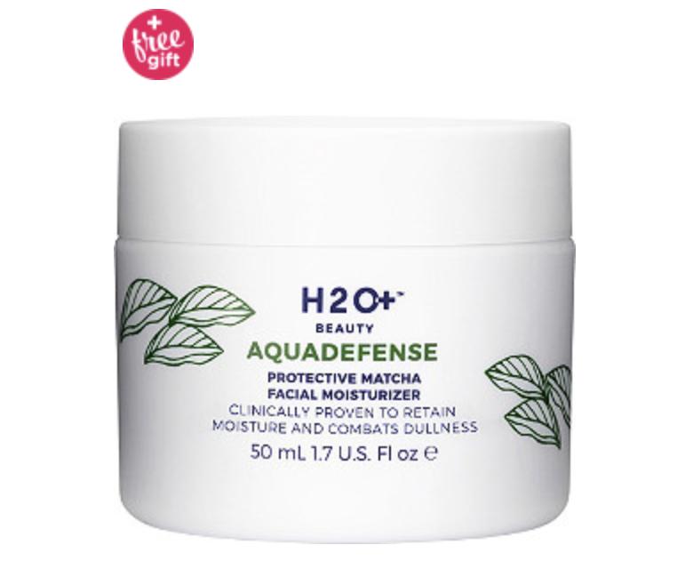 H2O Plus Aquadefense Matcha Moisturizer