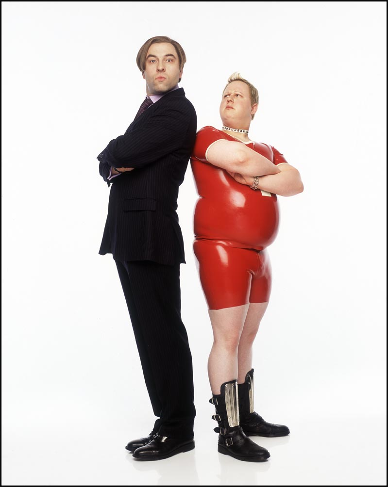 David Walliams & Matt Lucas - Little Britain