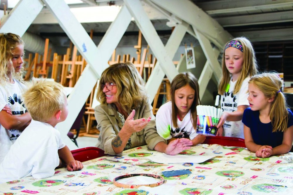 The Heart of  Community  - The Durango Arts Center