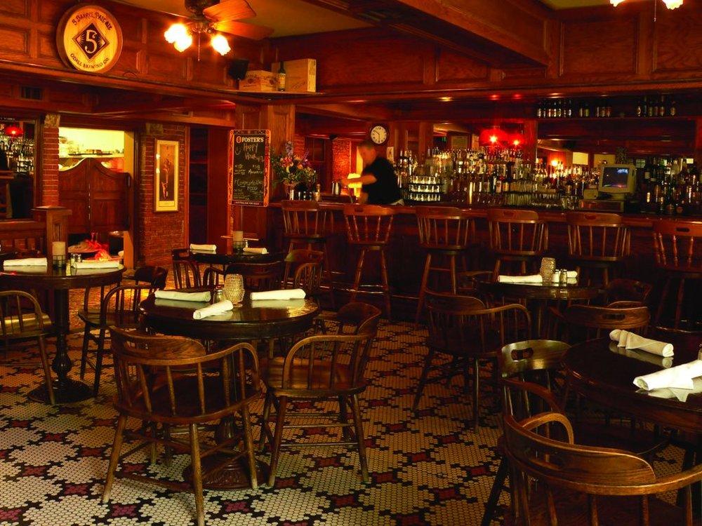A Life's Journey Through Global Cuisine  - The Palace Restaurant