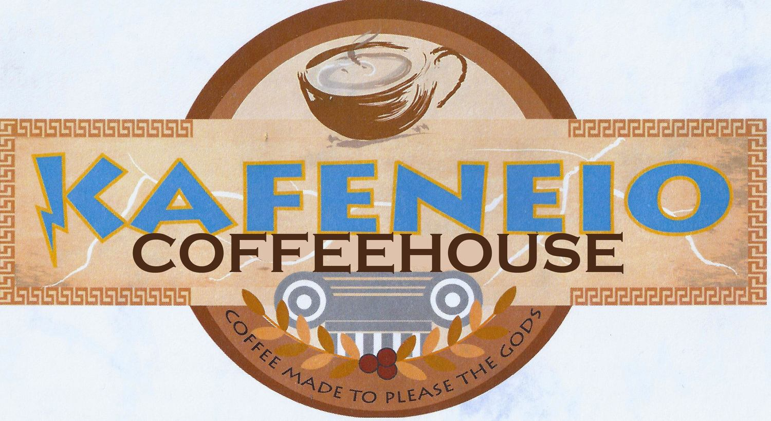 Kafeneio Coffeehouse