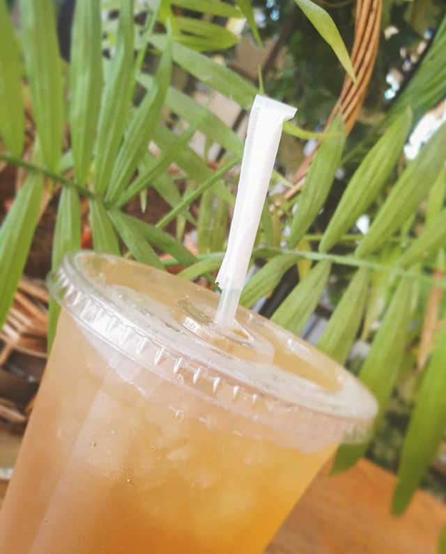 We have Tropical Green Iced Tea!! ANY SIZE FOR A $ 1.00 !! So refreshing!!!!!!!👌🌿 #tea #tropicalgreentea #local #slc #utah #refreshing #delicious #iced #cooloff #summer #supportlocalbusiness #yum #fresh