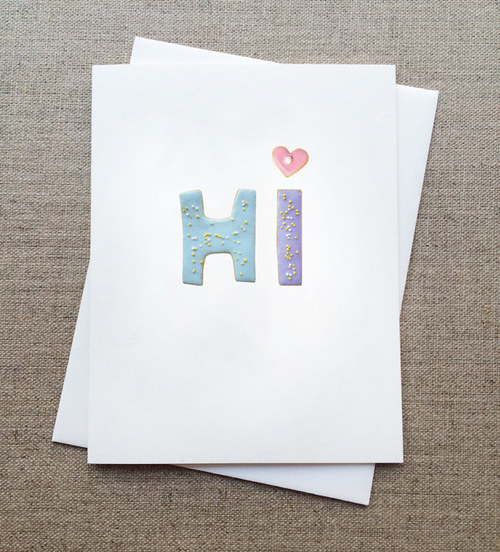 Hi cookies rosebud paper paper goods and greeting cards hi cookies m4hsunfo