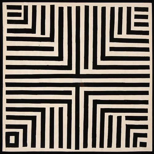 namelessin314 :     Jack Youngerman, Pancarte, 1951.