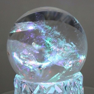Crystal ball style