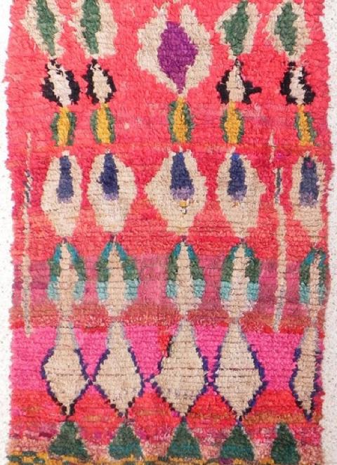 patternbase :     Boucherouite Rug  #8  - 7 x 4