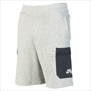 Cargo Sweat Shorts