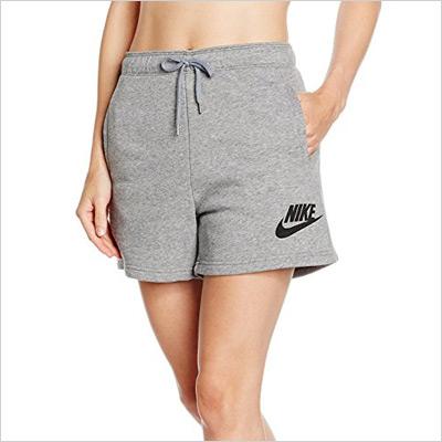 Nike-Rally-carbon-heather-womens-sweat-shorts.jpg cf48aa29c2