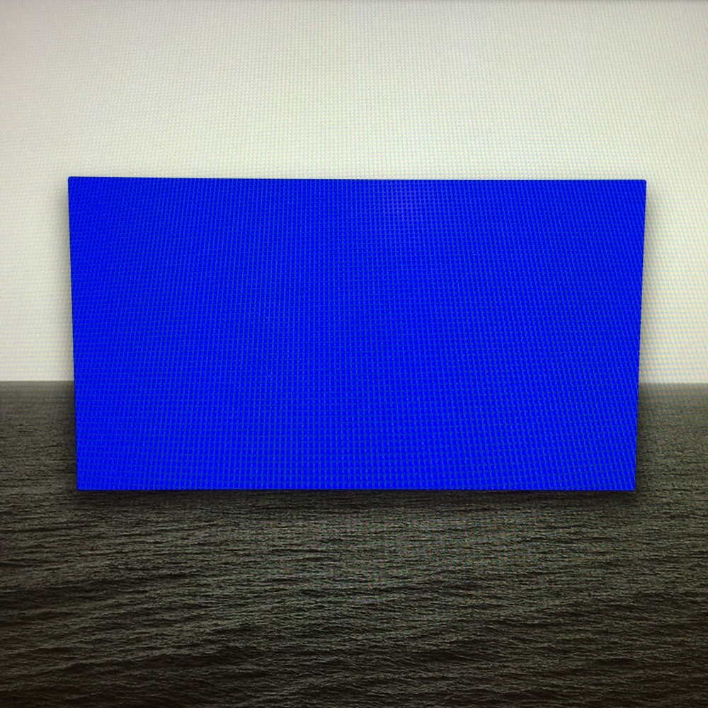 "Derek Jarman's ""Blue""/Hiroshi Sugimoto's ""Seascape"""